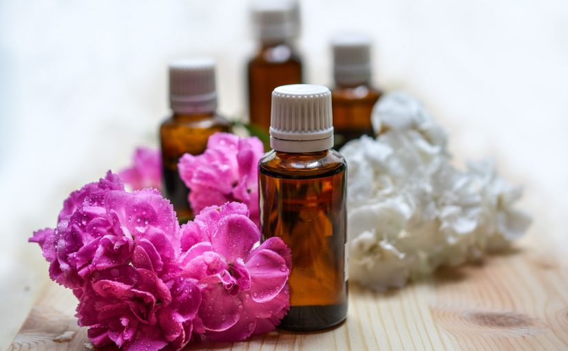 diy essential oils